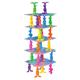 Tower of Bunnies Game, 37-Piece Set