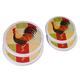 Rooster Burner Covers Set of 4