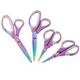 Titanium Purple Scissors Set of 4