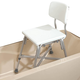 Bariatric Shower Chair with Backrest XL
