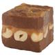 Caramel Chocolate Peanut Fudge