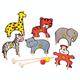 Jungle Croquet Game