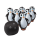 Inflatable Penguin Bowling Set