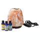 HealthfulTM Naturals Himalayan Salt & Essential Oil Basic Kit