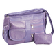 Lamb Leather Handbag 2 Pc Set