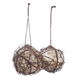Grapevine Globe Hummingbird Nesters , Set of 2