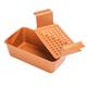 Copper Ceramic Meat Loaf Pan