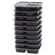 20 Piece Microwavable Storage Set