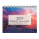 Nature 12 Pocket Wall Calendar