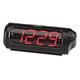 Jumbo Digit Projection Clock Radio - USB Charging