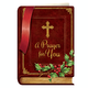 Prayer Card Gift Christmas Card Set of 20 Card and Envelope Personalization