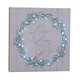 Peace Love and Joy Lighted Canvas by Holiday PeakTM
