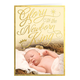 God's Love Christmas Card Set of 20 Card and Envelope Personalization