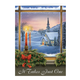 Personalized It Takes Just One Christmas Card Set of 20 Card and Envelope Personalization