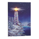 Light of the World Lighted Canvas by Holiday PeakTM