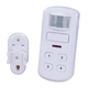 Motion Activated Alarm with Keypad