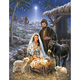 Savior is Born Puzzle 1,000 Pieces