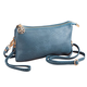 Crossbody Bag with Multiple Storage Areas