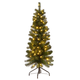 4' Pre-Lit Fraiser Tree by Holiday PeakTM