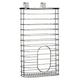 Chrome Bag Holder Basket by Home-Style Kitchens