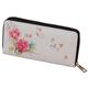 Designer Wallet Pink Roses