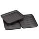 Connecting Shoe/Boot Drip Trays, Set of 3