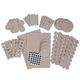 308-Piece Furniture Pad Variety Pack by LivingSURE™