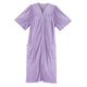Short Sleeve Terry Snap Robe by Sawyer Creek