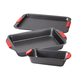 Bakeware Starter 3 Piece Set by Home Style Kitchen