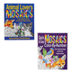 Mosaics Color by Number Animal Lovers Quick & Easy Set of ea