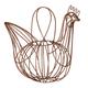 Homestyle Kitchen Rooster Basket
