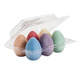 Egg Shaped Chalk Set of 6