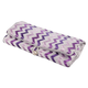 Zig Zag Purple Jewelry Roll