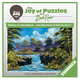 Joy of Puzzles with Bob Ross Summer 500 Pieces