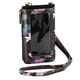 Buxton® Cellphone Window Floral Lanyard
