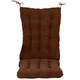 Sherpa Rocking Chair Cushion Set by OakRidge