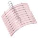 Satin Hangers - Set Of 10