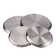 Stainless Steel Burner Covers Set of 4