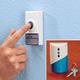 Wireless Doorbell, Multicolor