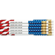 Patriotic Pencils, Set of 12