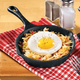Mini Round Cast Iron Skillet Pan