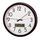 4-In-1 Giant Wall Clock