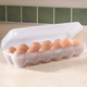 Egg Storage Container, Clear