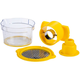Combination Corn Stripper & Grater by Homestyle Kitchen