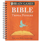 Brain Games®  Bible Trivia Puzzles