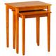 Shaker Nesting Table Set by OakRidgeTM XL