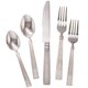 William Roberts Pillar 20 Pc Stainless Steel Flatware Set