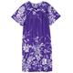 Purple & White Floral Poly Lounger by Sawyer Creek