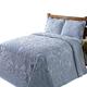 Ashton Chenille 3-Piece Bedding Set