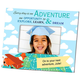Personalized Adventure Frame 2 Lines of Personalization